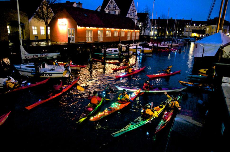 Best time for Saint Lucia Day in Copenhagen