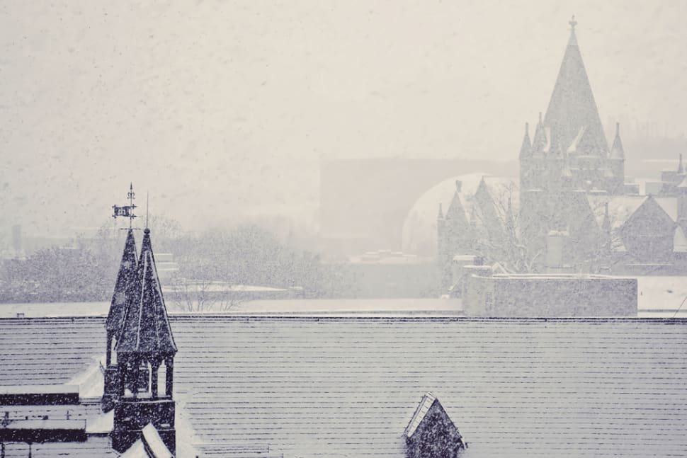 Winter in Toronto - Best Season