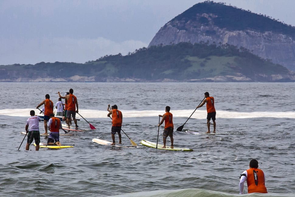 Stand Up Paddle Boarding in Rio de Janeiro - Best Season