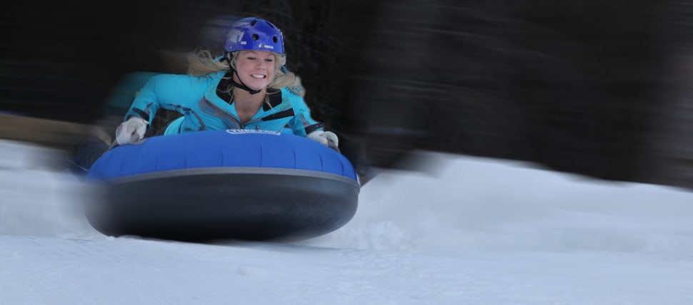 Snow Tubing in New Zealand - Best Season