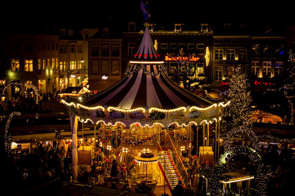 Maastricht Christmas Market in The Netherlands - Best Time