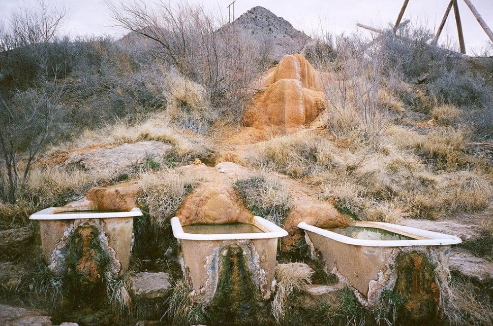 Mystic Hot Springs in Utah - Best Time