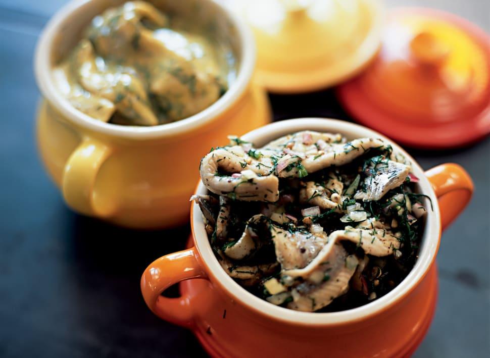 Pickled Herring in Sweden - Best Time