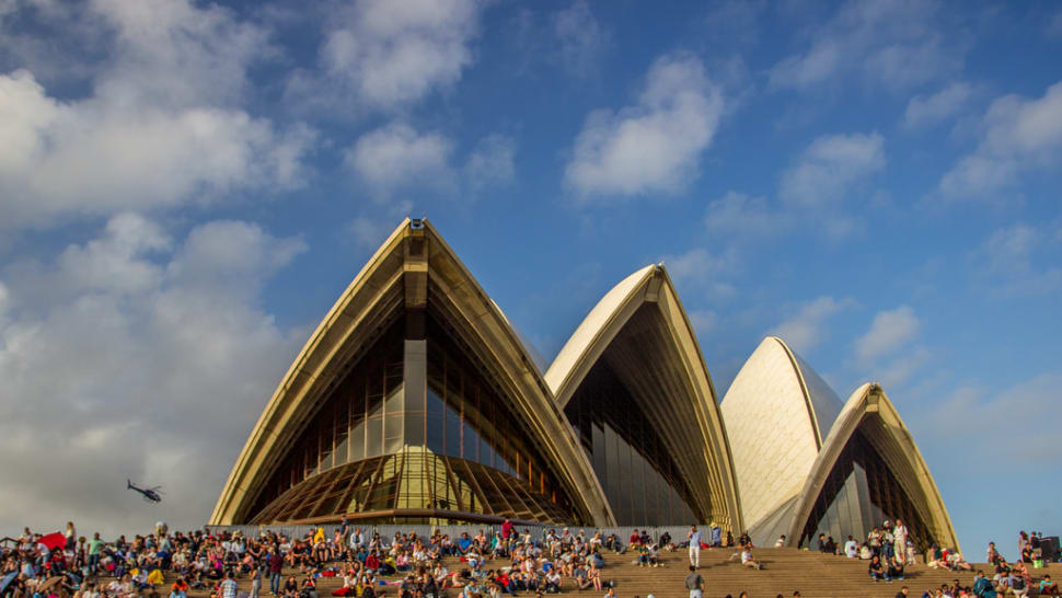 Sydney Opera House in Sydney - Best Season