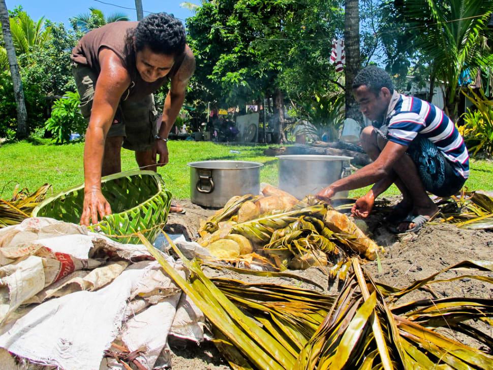 Lovo  in Fiji - Best Time