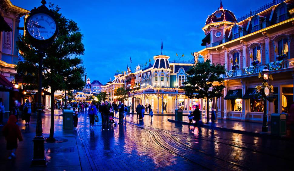 Best time for Disneyland Paris in Paris