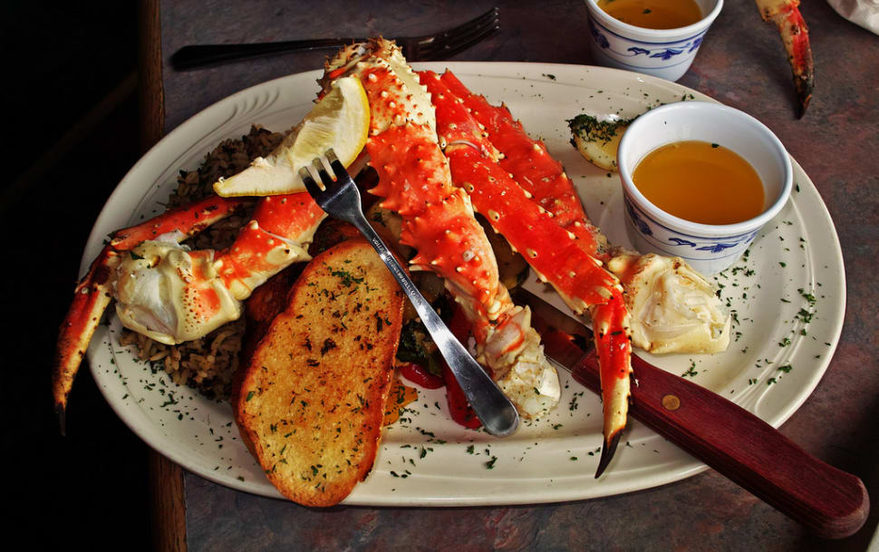 Best time for King Crab in Alaska