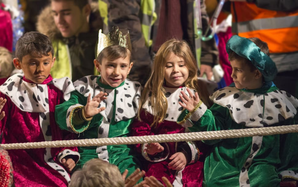 Three Kings Parade (Cavalcade of Magi) in Madrid - Best Time