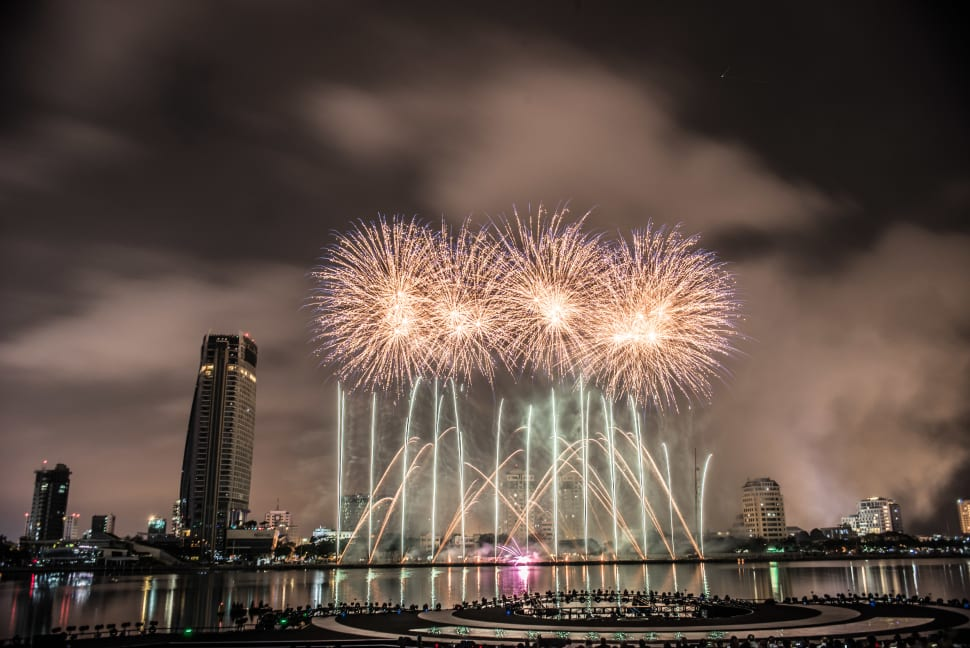 Danang International Fireworks Competition in Vietnam - Best Time