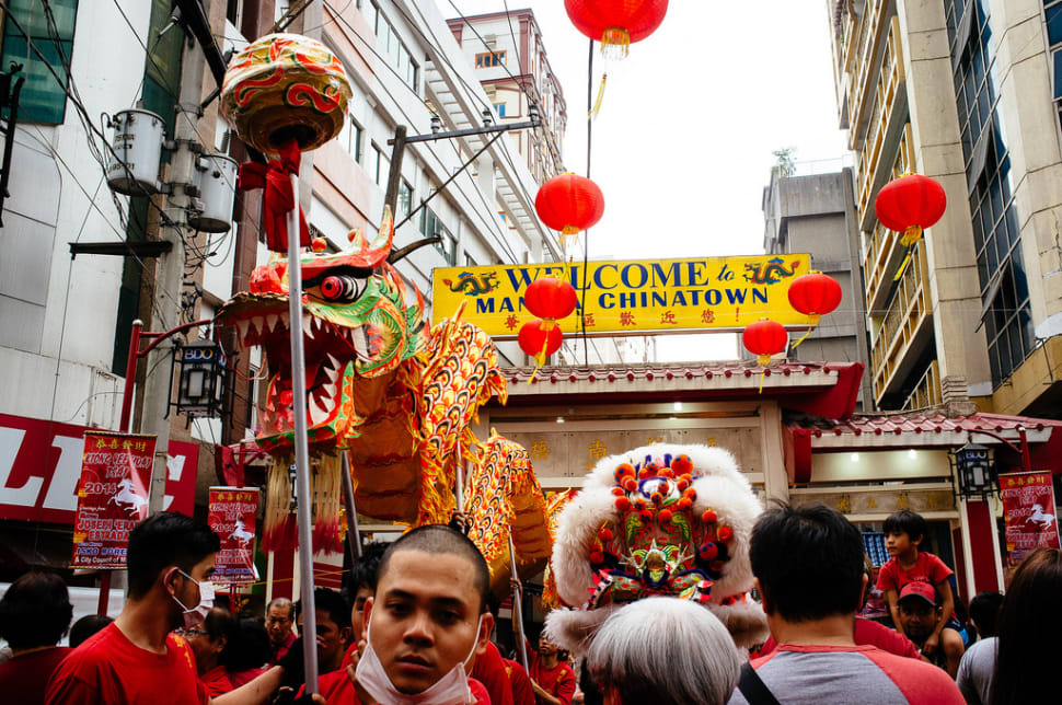 Best time for Chinese New Year in Philippines
