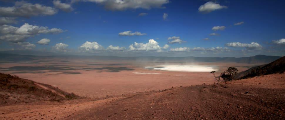 Ngorongoro Crater in Tanzania - Best Season