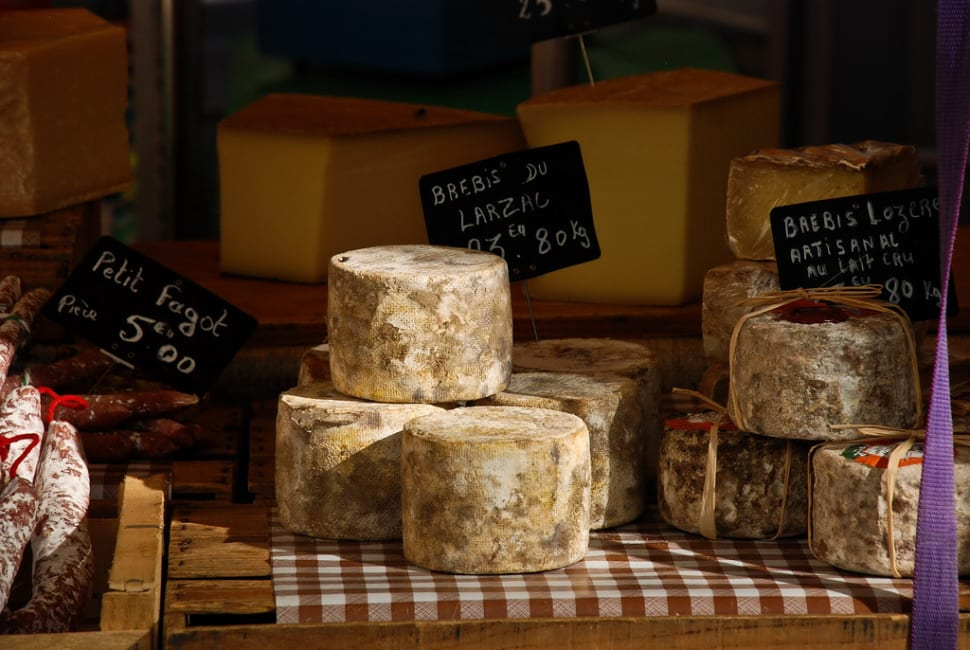 Fromage de Chèvre or Goat Cheese in Provence & French Riviera - Best Season