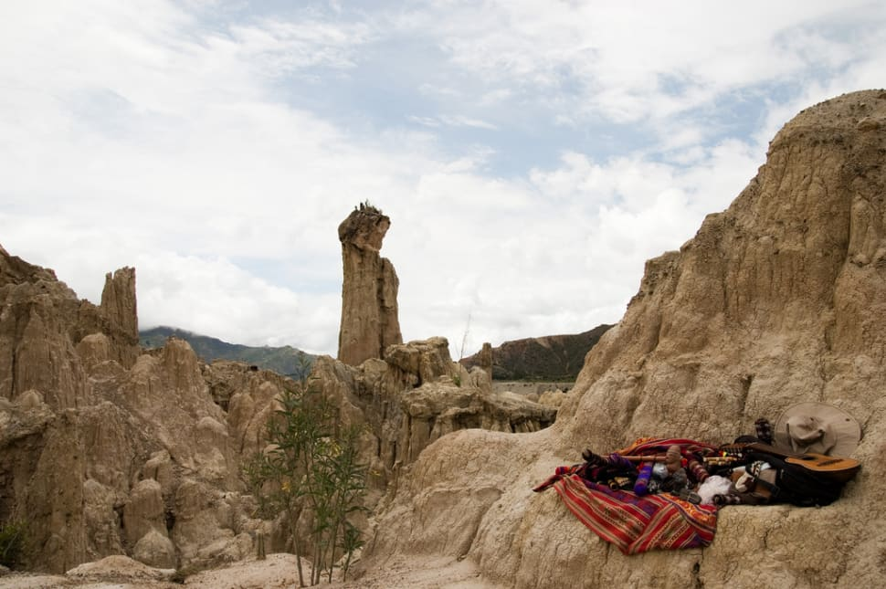 Best time to see Valle de la Luna in Bolivia