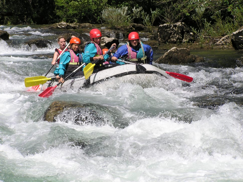 White Water Rafting in Croatia - Best Time