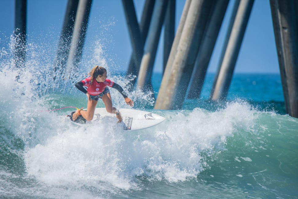 Vans US Open of Surfing in California - Best Time