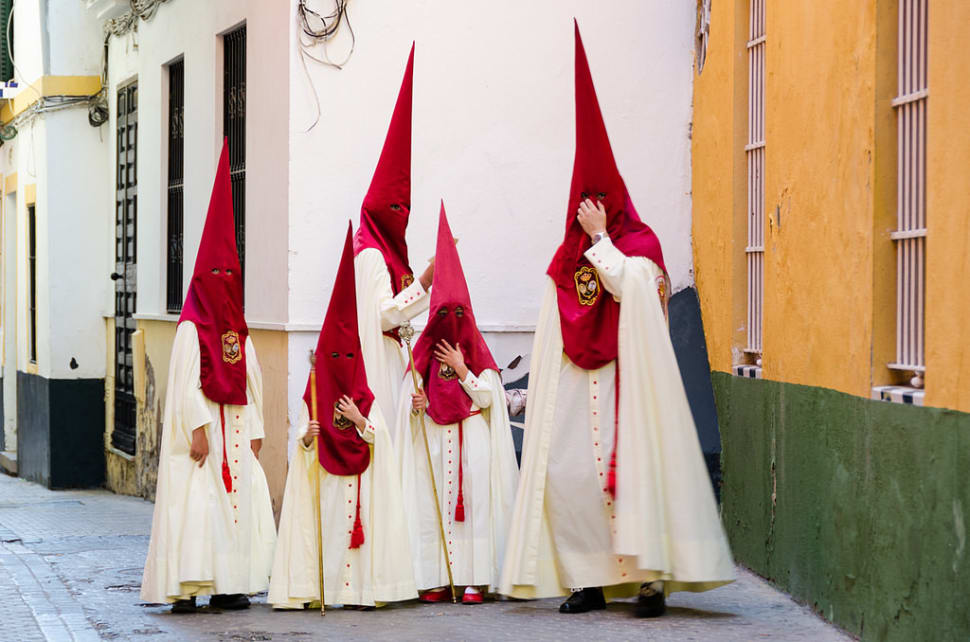 Best time to see Semana Santa and Easter in Spain
