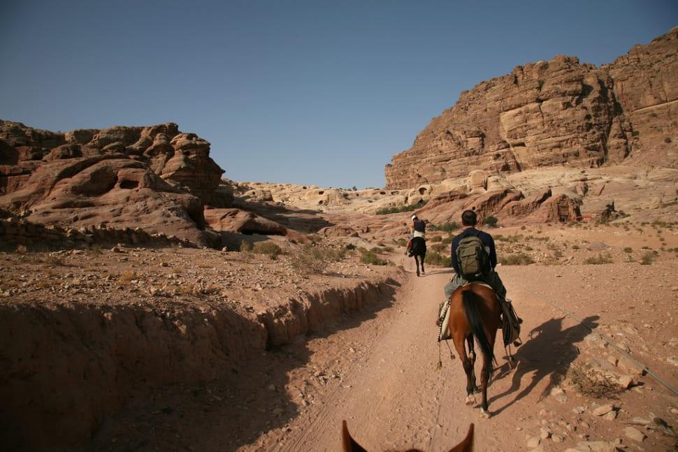 Horseback Riding in Jordan - Best Season