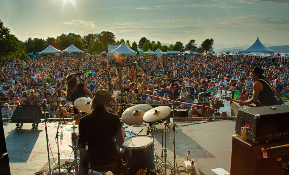 Vancouver Folk Music Festival in Vancouver - Best Time