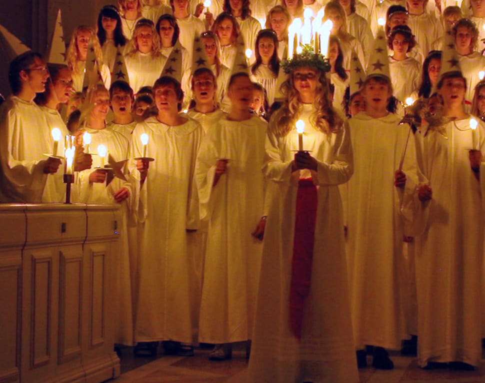 St. Lucia Day in Norway - Best Time