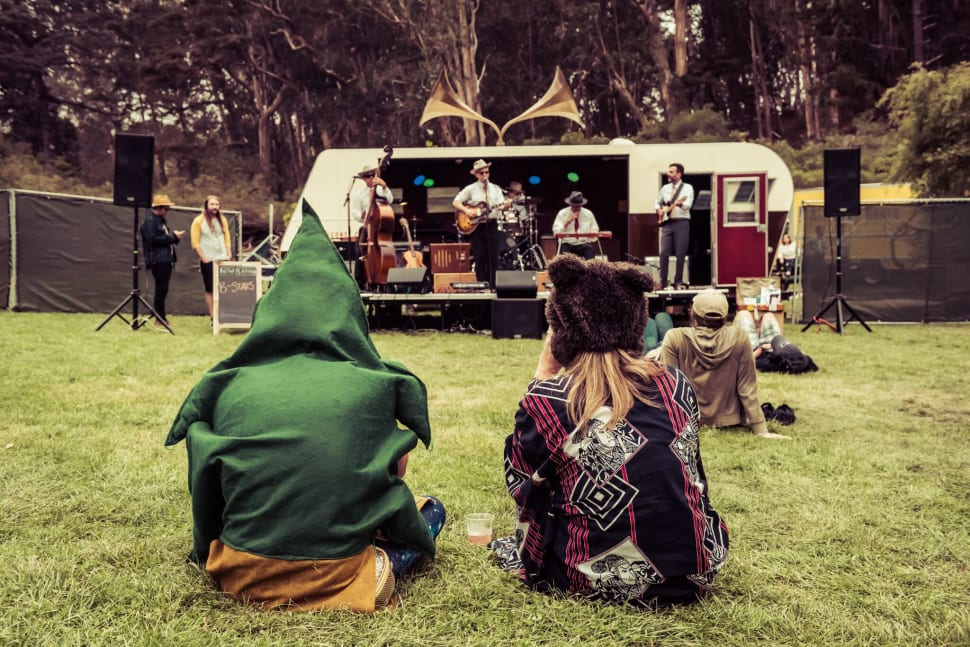 Best time to see Outside Lands Music and Art Festival in San Francisco