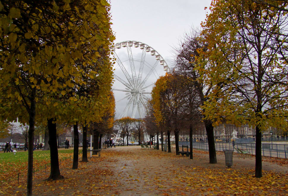 Autumn in Paris - Best Season