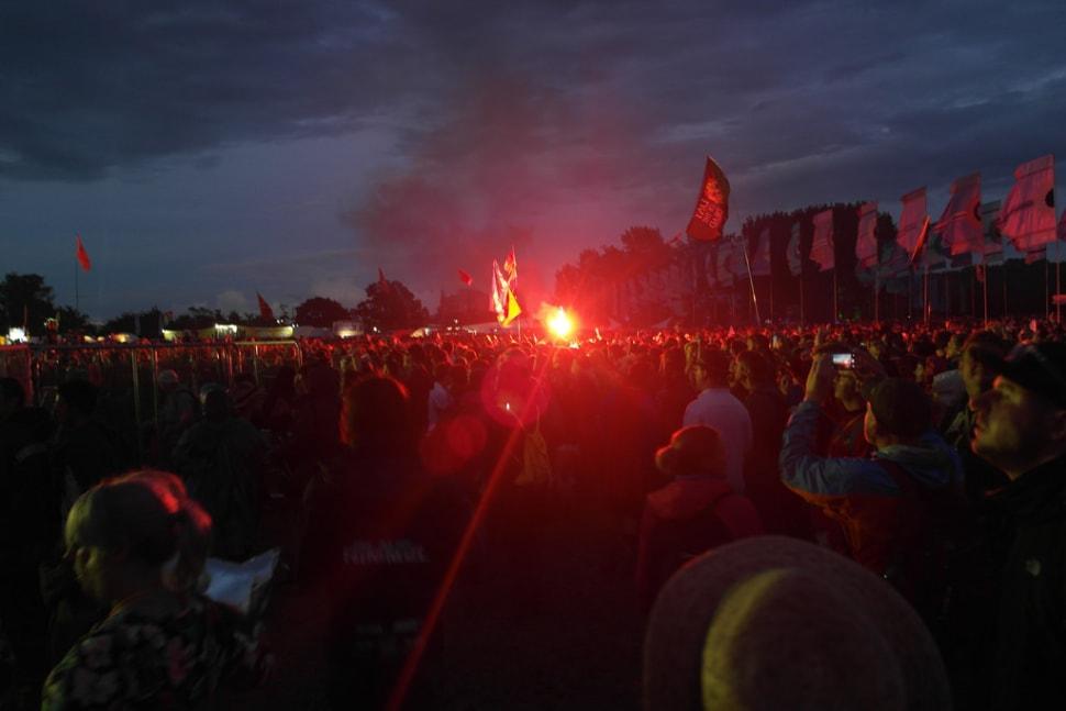 Glastonbury Festival in England - Best Season