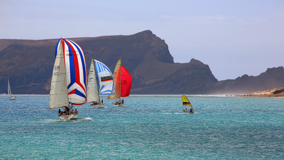 Windsurfing in Madeira - Best Time