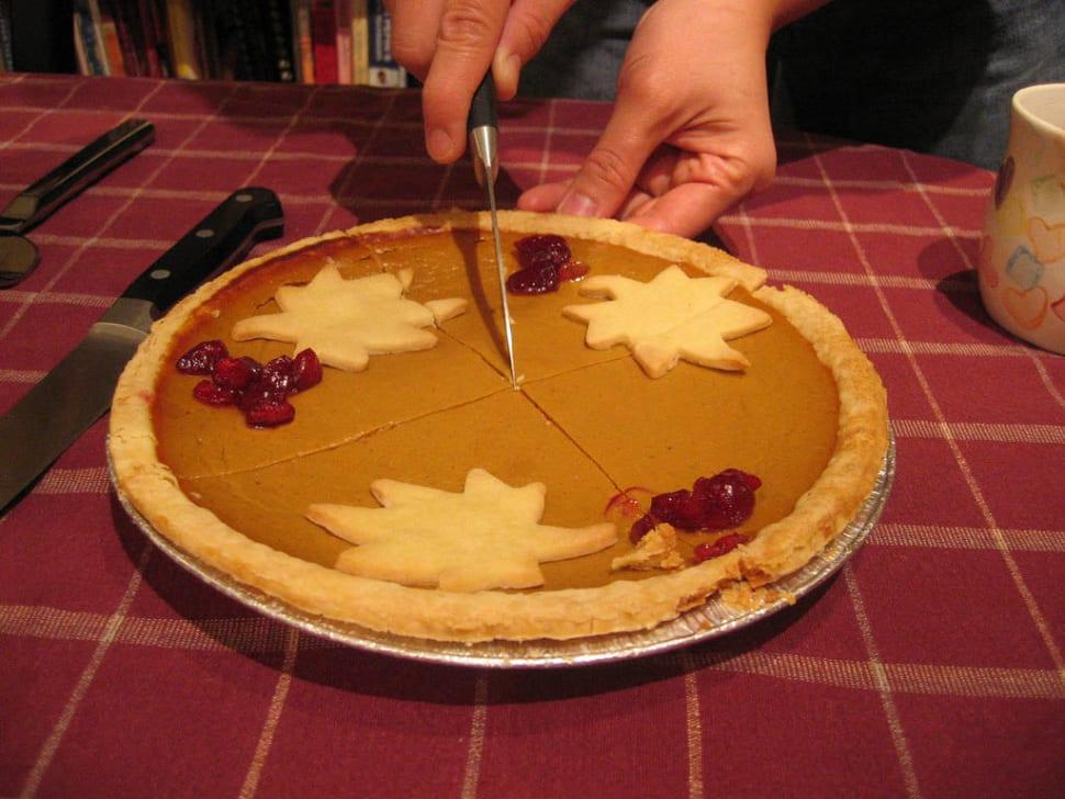 Pumpking pie