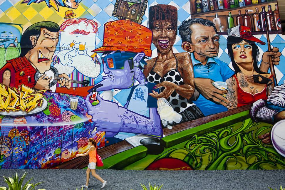 Lapa in Rio de Janeiro - Best Time