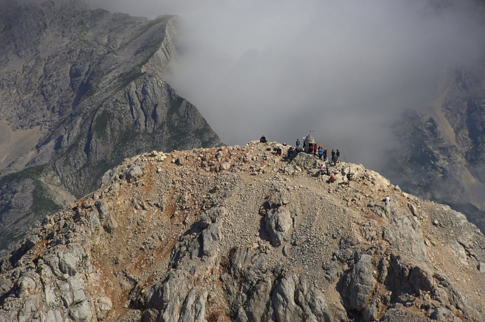 Best time to see Climbing Triglav in Slovenia