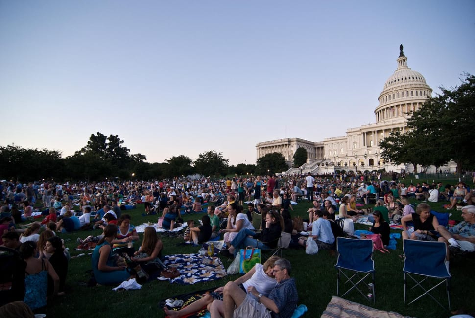 Labor Day Concert in Washington, D.C. - Best Season