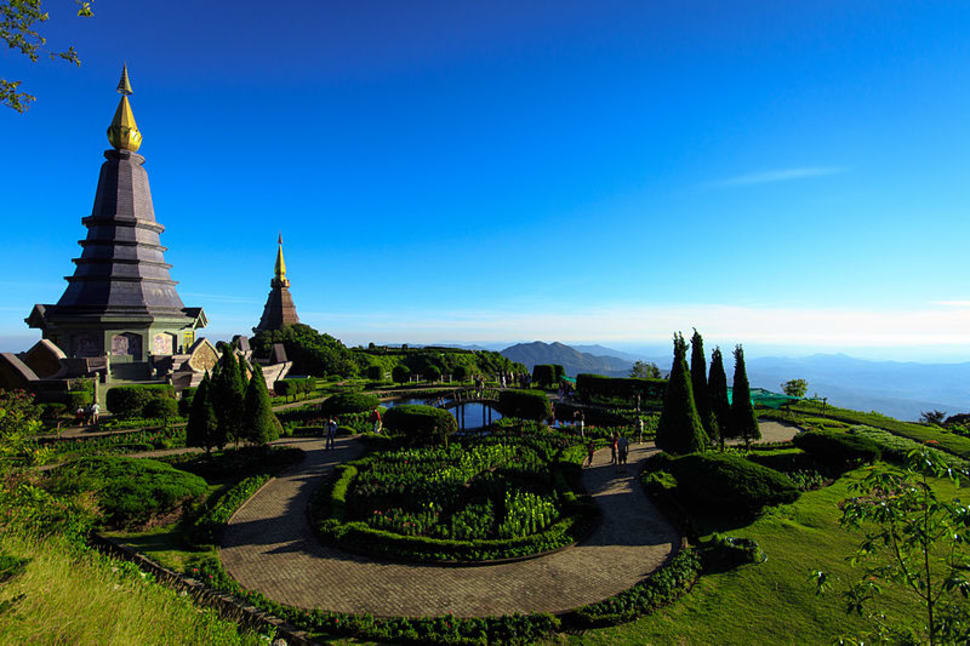 Trekking Mount Doi Inthanon in Thailand - Best Season