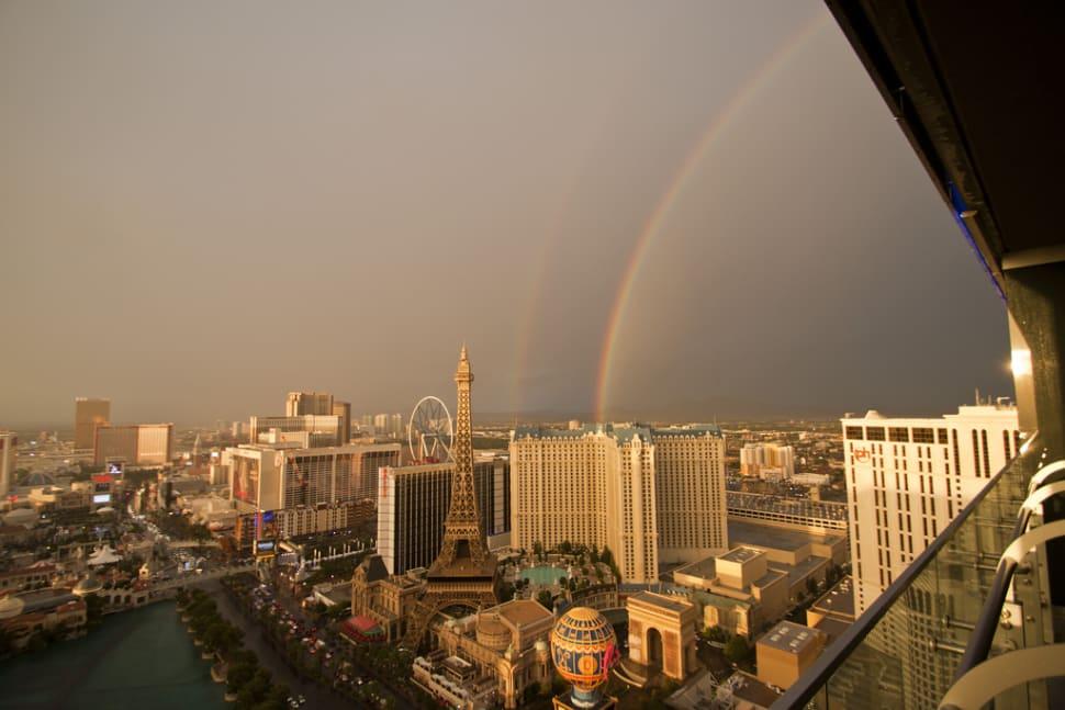 Autumn in Las Vegas - Best Time