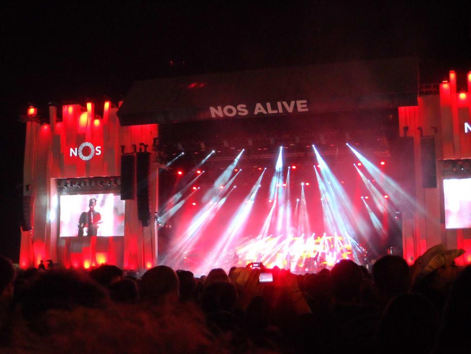 NOS Alive Festival in Lisbon - Best Season
