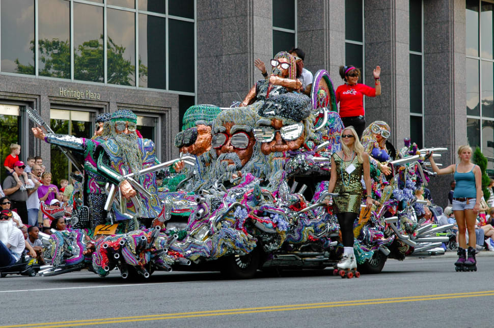 When Is The Houston Art Car Parade