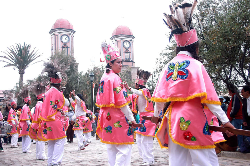 Best time for La Fiesta Grande de Andacollo in Chile