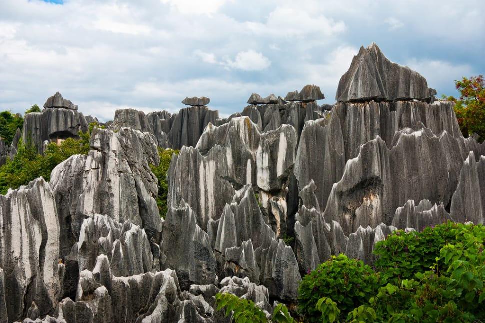 Shilin Stone Forest in China - Best Time