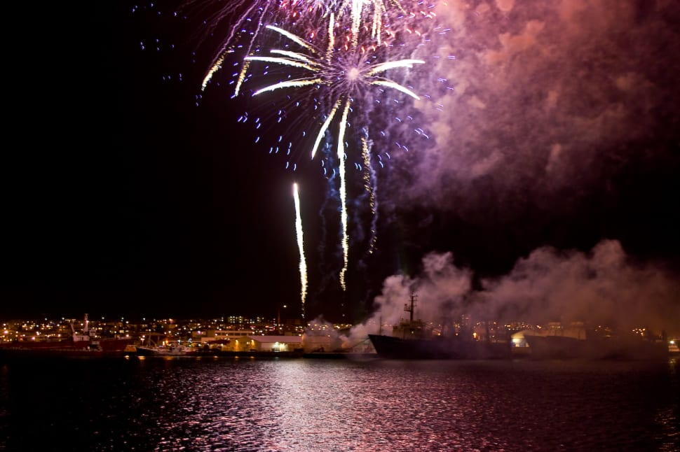 New Year's Eve Fireworks in Reykjavik - Best Time