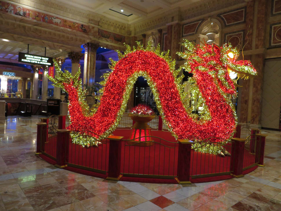 Best time for Chinese New Year Festivities in Las Vegas
