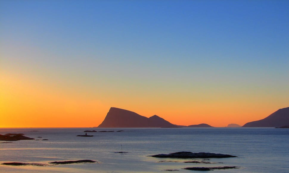 Polar Days in Norway - Best Time
