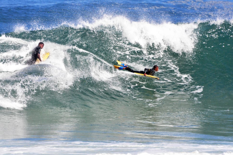 Best time for Surfing in Rio de Janeiro