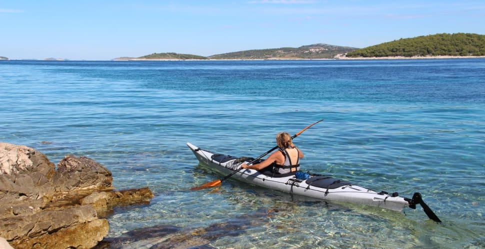 Kayaking in Croatia - Best Time