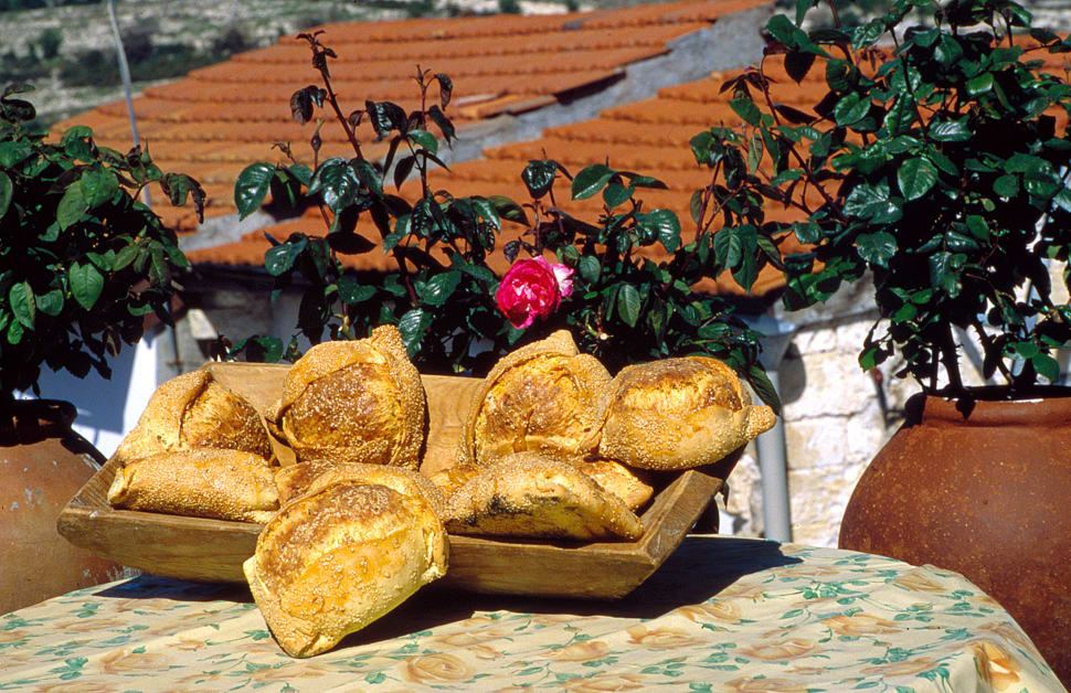 Easter Flaounes in Cyprus - Best Season