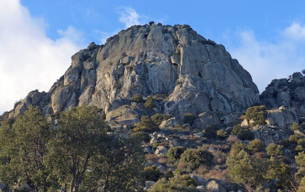 La Pedriza Climbing in Madrid - Best Season
