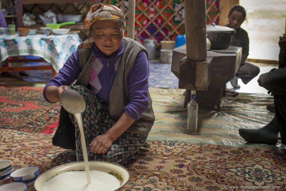 Arkhi or Mongolian Milk Wine in Mongolia - Best Time