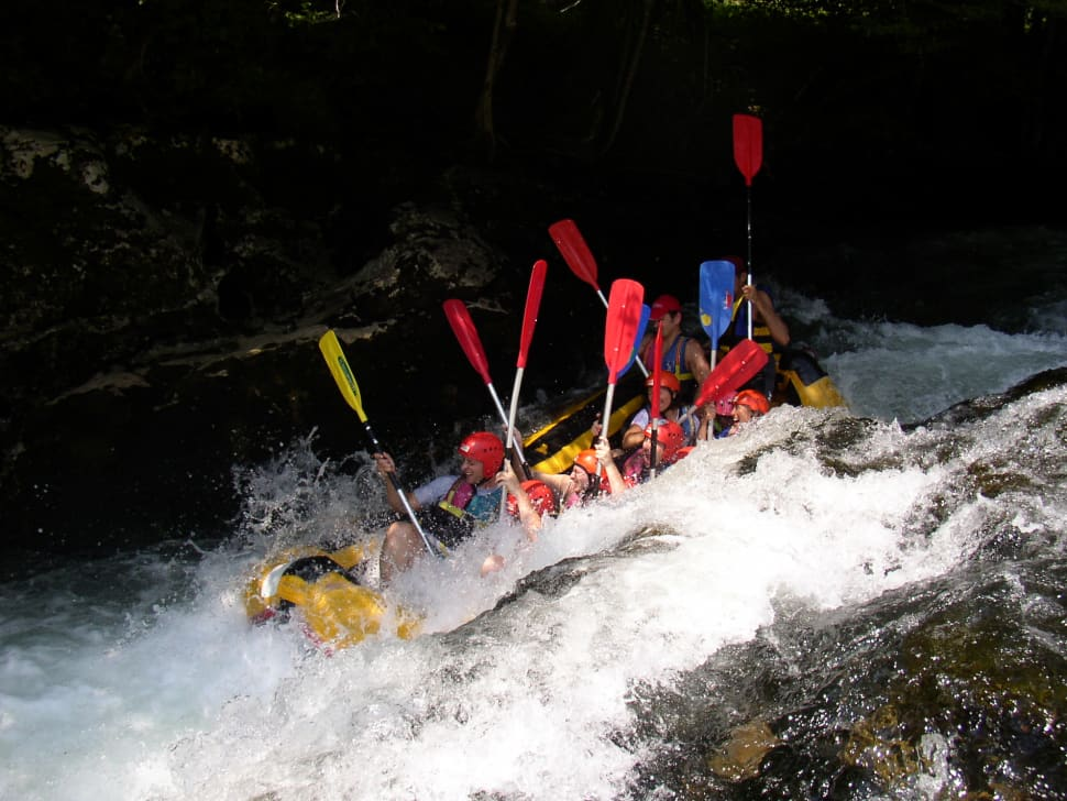 White Water Rafting in Croatia - Best Season