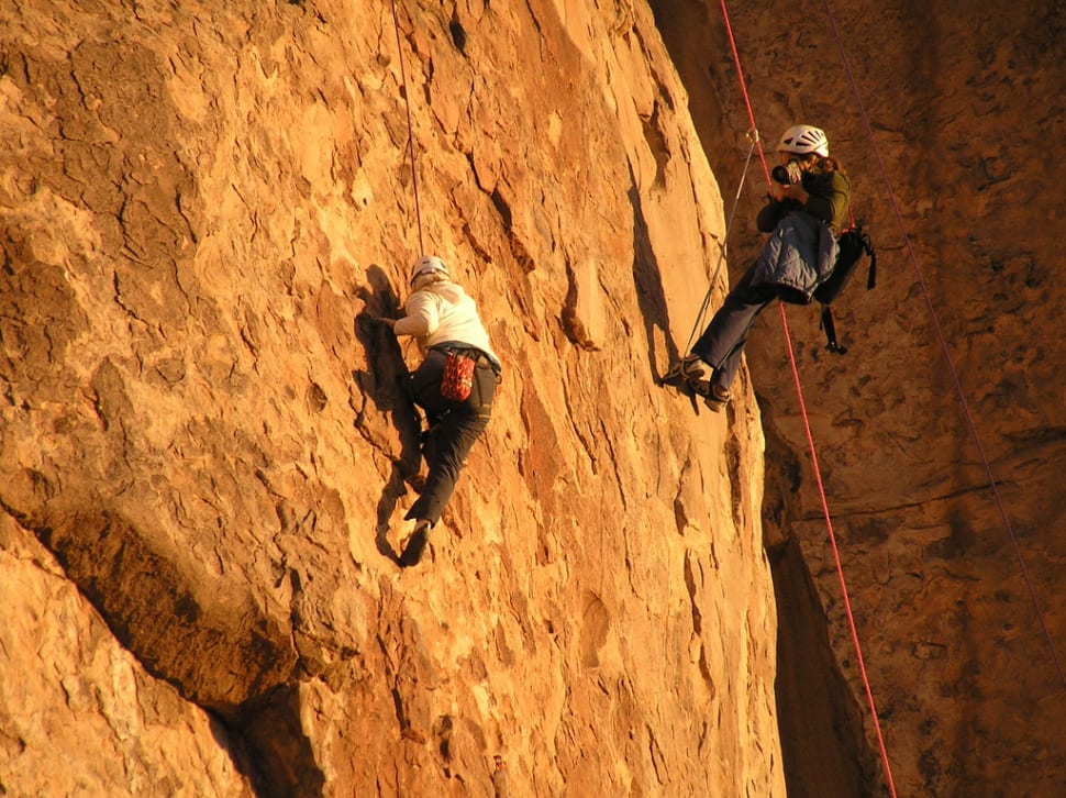 Rock Climbing in Texas - Best Time