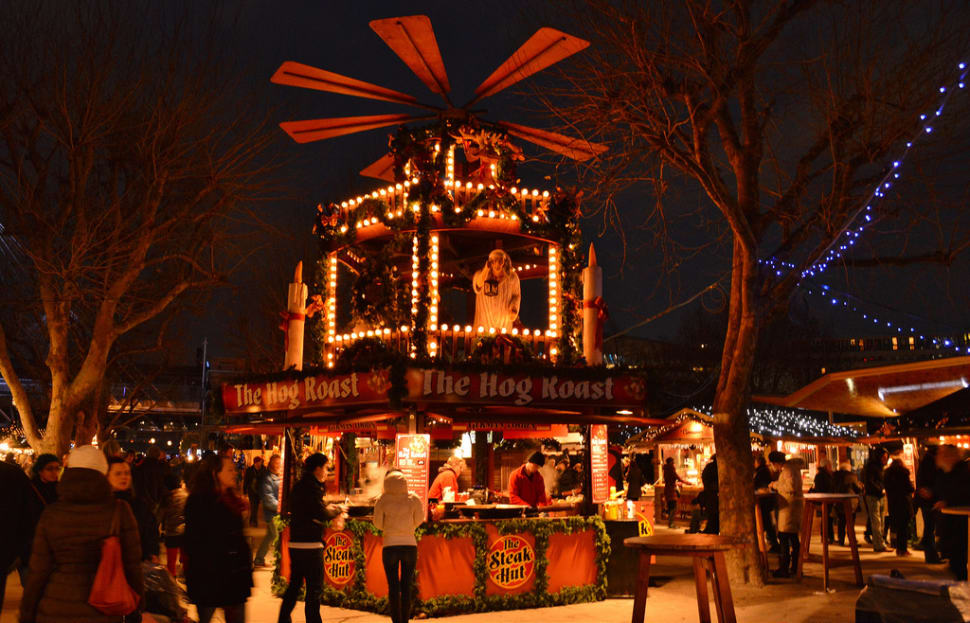 Best time to see Winter at the Southbank Centre with Natwest in London