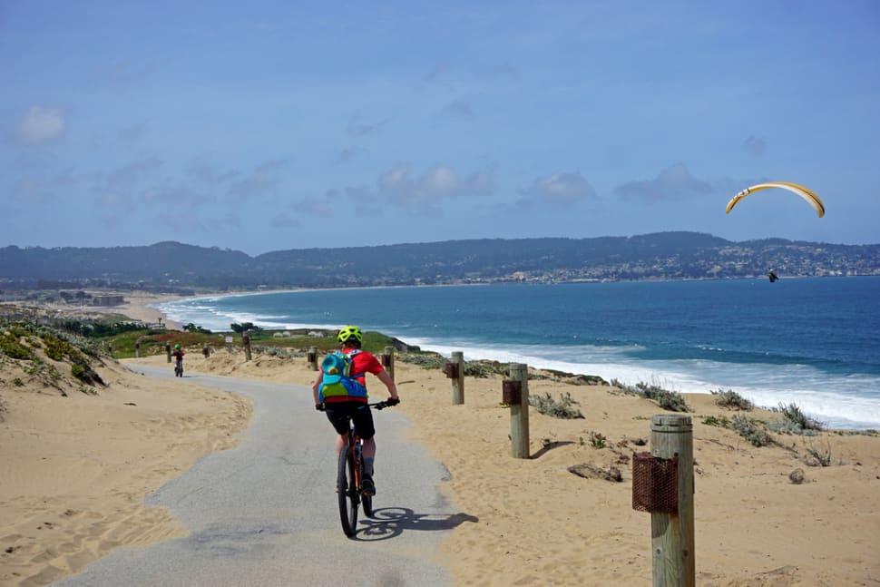 Monterey Bay Coastal Bike Path