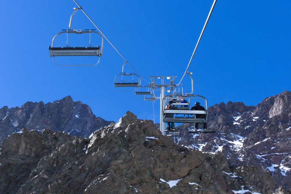 Best time for Skiing and Snowboarding in Chile